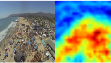 Human Crowd Detection<br /> for Drone Flight Safety
