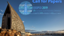 Call for Papers: <br / > EUSIPCO 2019 Workshop