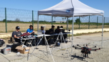 First Integration Meeting & Test Flights